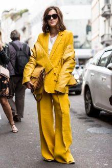 Milano Fashion Week Street Style - September 22 2016 - Spring Summer 2017